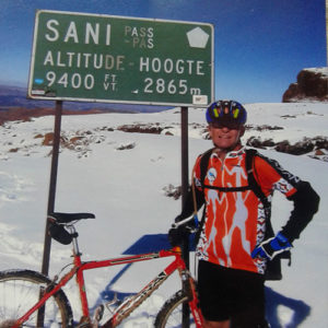 Rider Profile: John Goddard