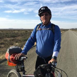 Rider Profile: John Le Roux