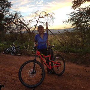 Rider Profile: Lynn Morris