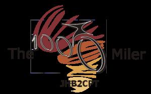 The 1000 Miler Logo